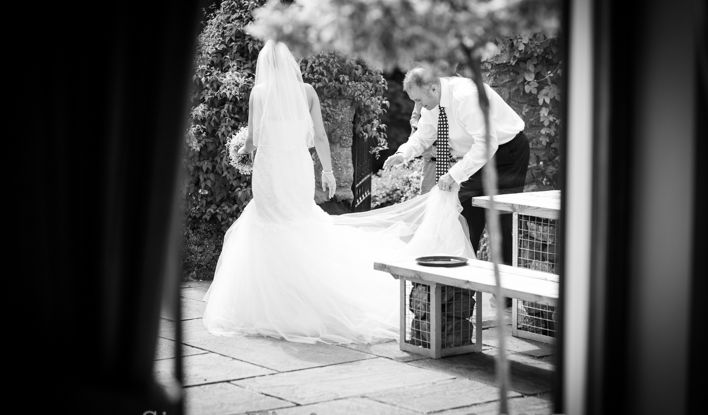 Pontyberem Wedding