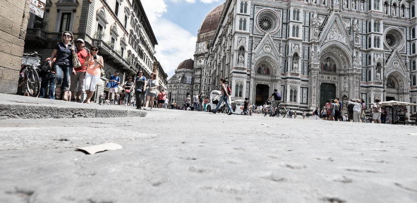 Postcard from Firenze